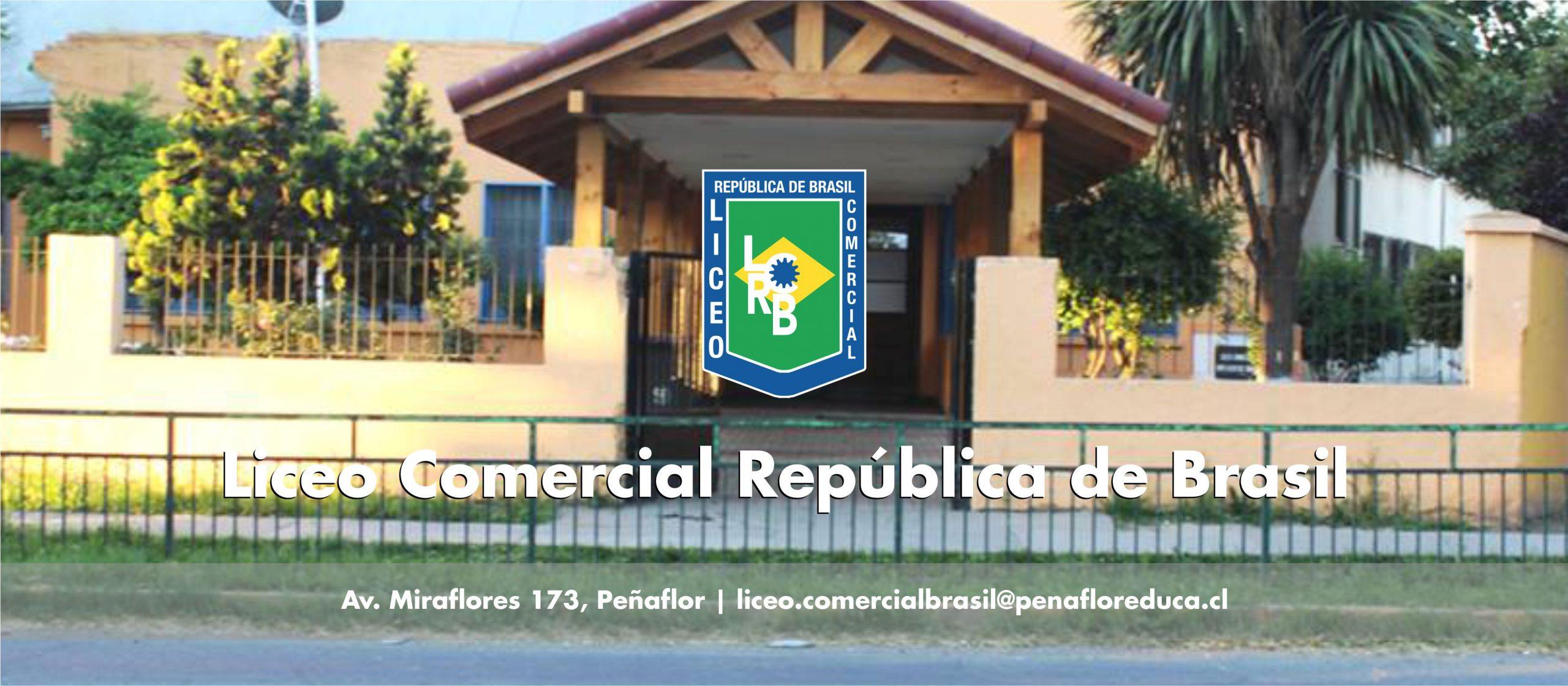 Liceo Comercial República de Brasil